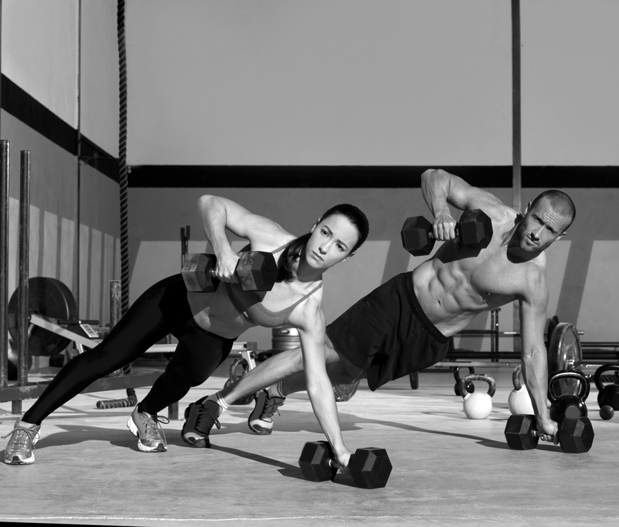 Cross Training e Crossfit: quali sono le differenze?