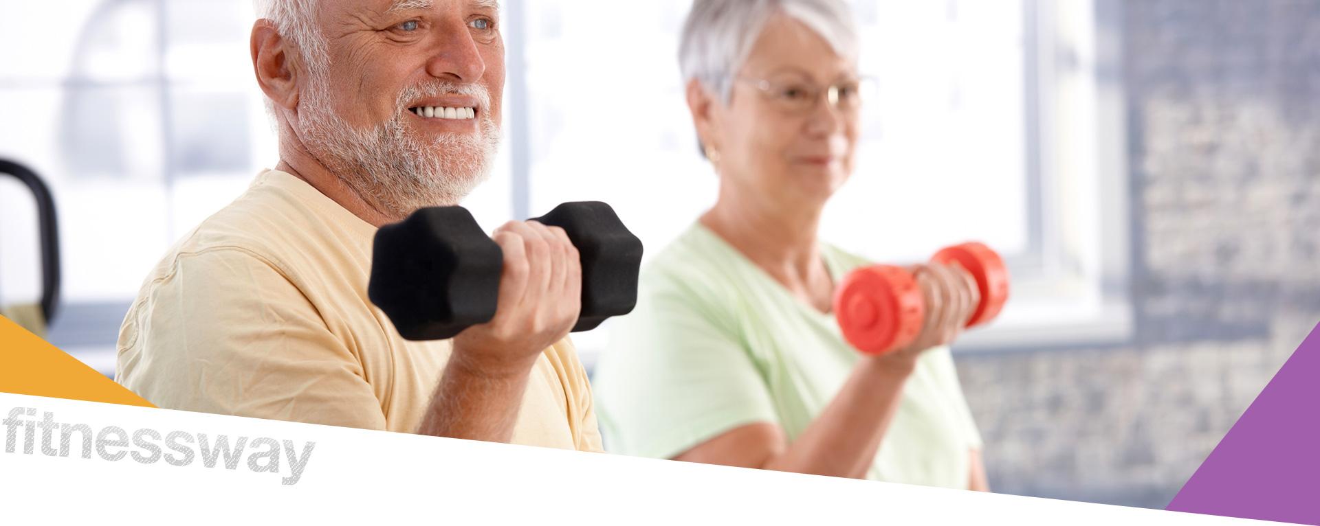 Corso Istruttore Fitness Terza età