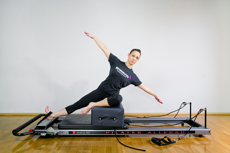 Pilates Reformer: esercizi mal di schiena e dolori dorsali.