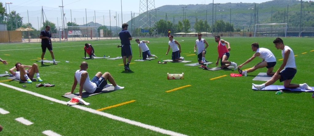 Corso Preparatore Atletico per il Calcio