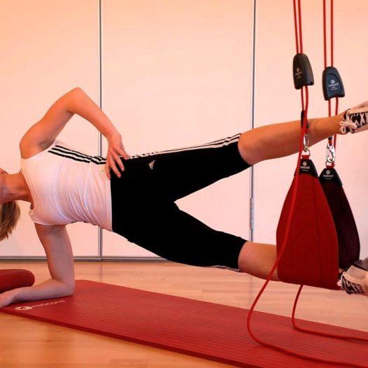 """Tendenze fitness, il corso di Pilates trainer per gli esercizi """"aerei"""""""