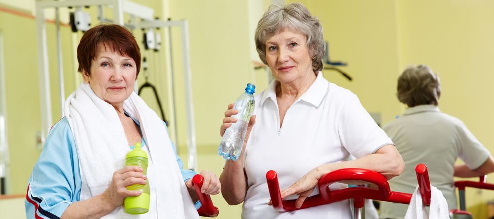 Ginnastica per anziani. Mobilità, postura ed equilibrio.