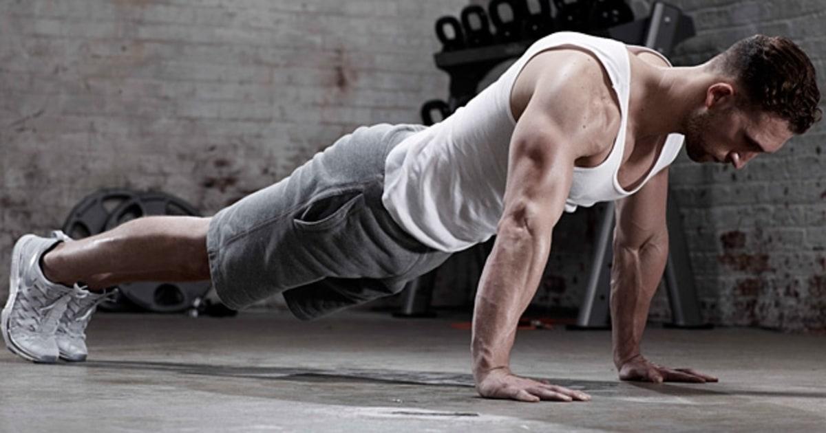 Sei sicuro di essere in forma? Svelalo con i push up.
