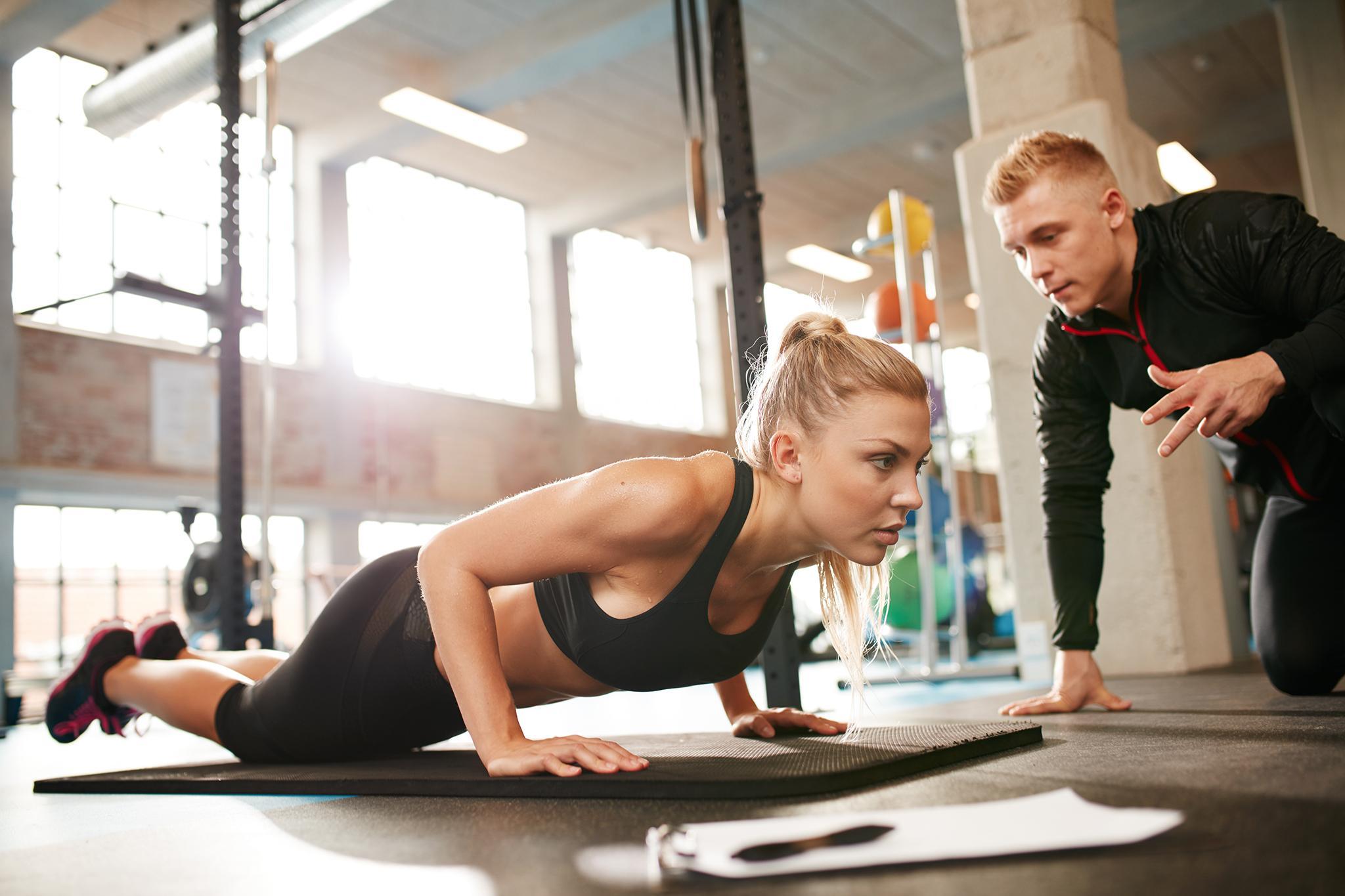 Corso Personal Trainer 3° livello