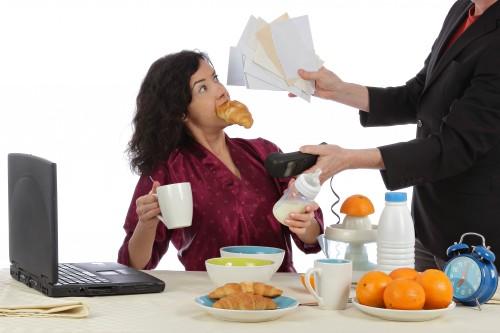 Come combattere lo stress con l'alimentazione