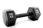 tricipiti manubri allenamento