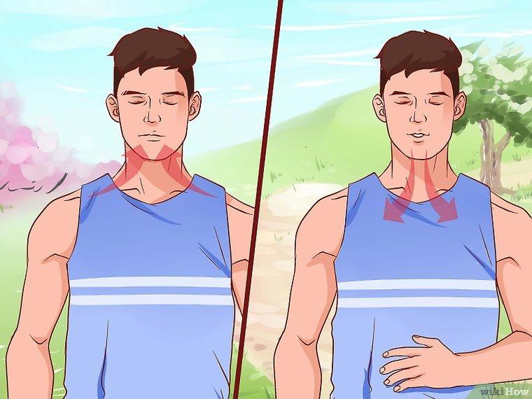 Tecniche di rilassamento muscolare.