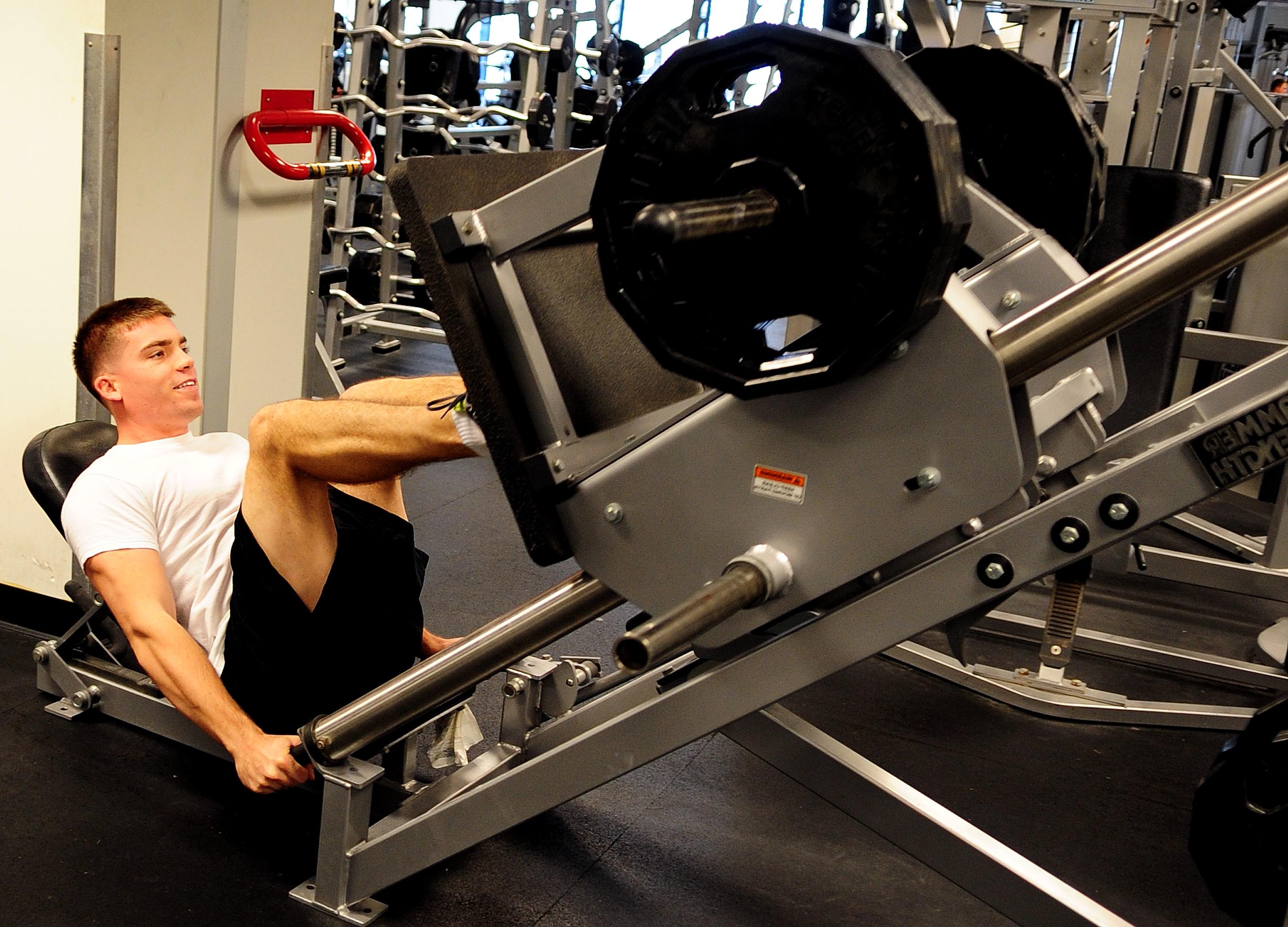 Definire i muscoli delle gambe.