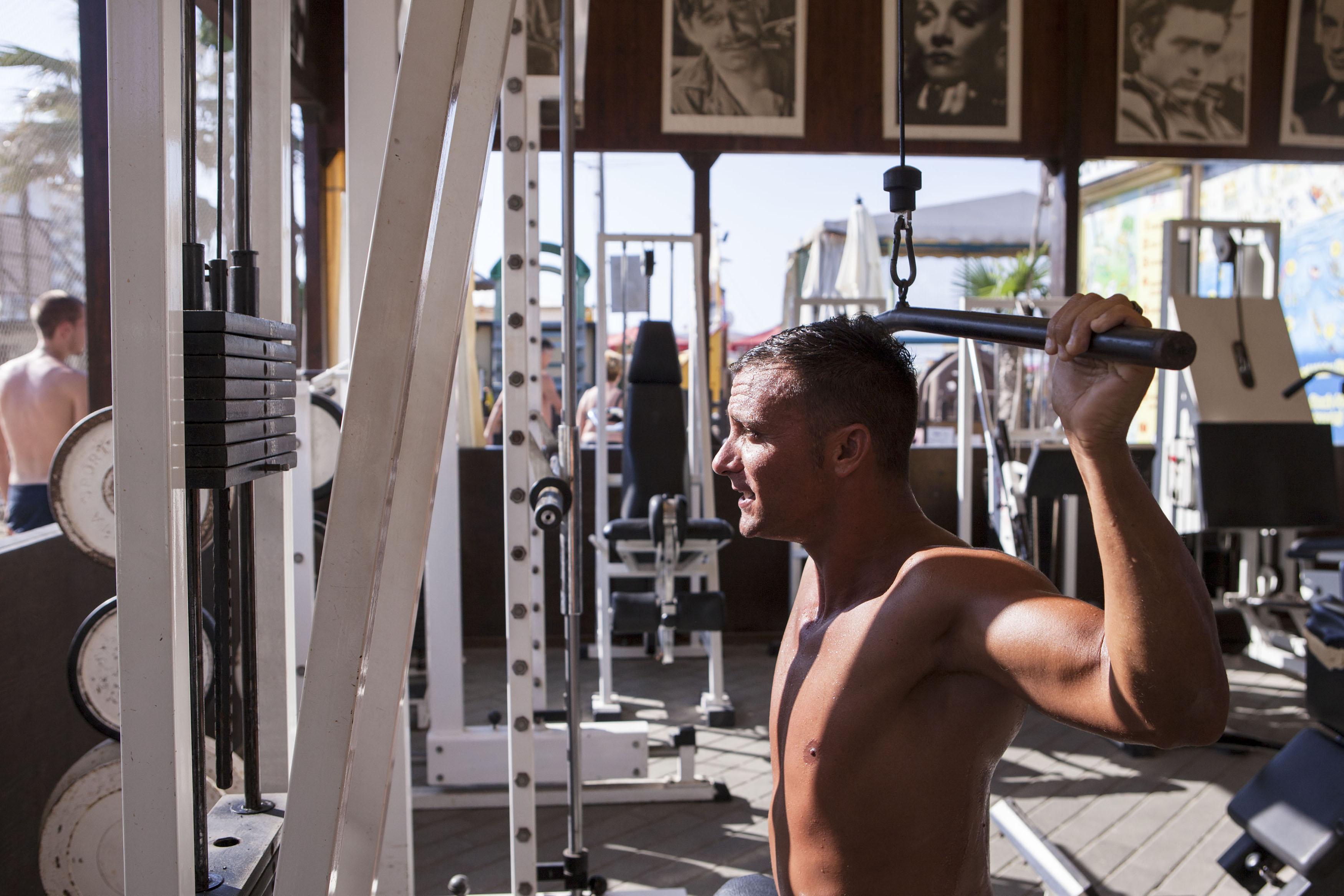 Riviera Romagnola: il fitness si trasferisce in spiaggia!