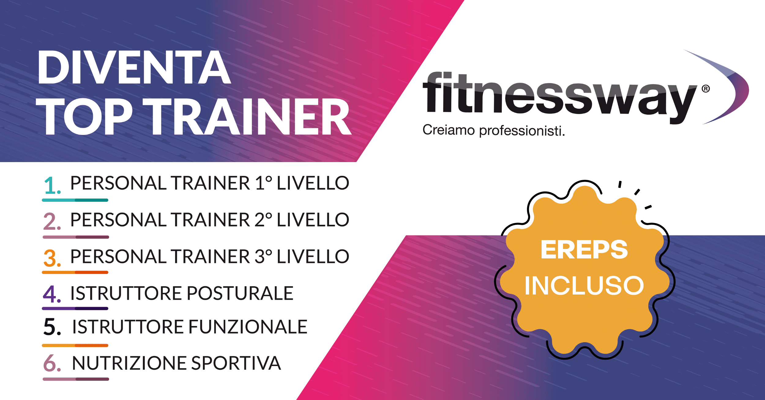 Percorso Top Trainer