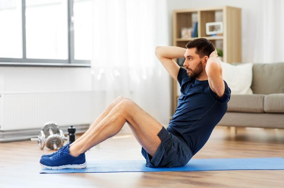 allenamento corpo libero casa
