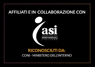 affiliata e in collaborazione con asi