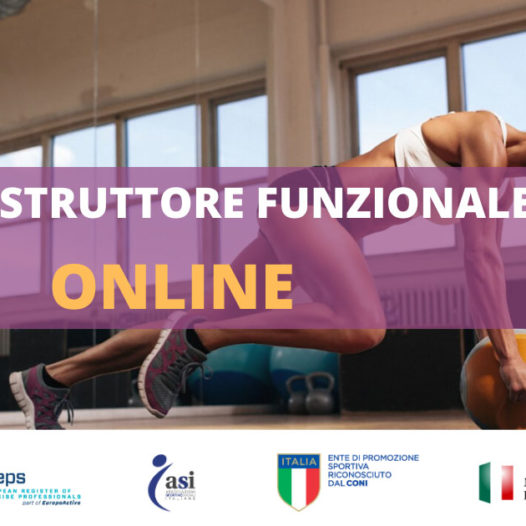 Corso Online Istruttore Functional Training