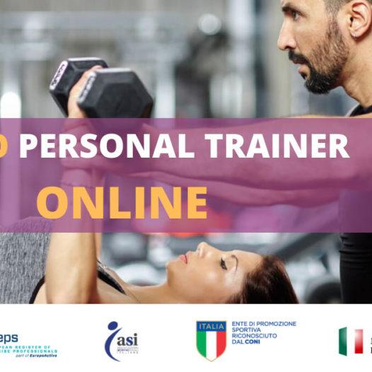 Corso Online Personal Trainer – 3° Livello