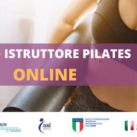 Corso Online Istruttore Pilates – 2° Livello