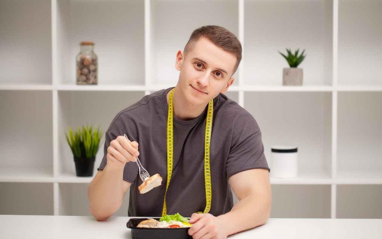 Dieta esempio per Aumentare la massa muscolare