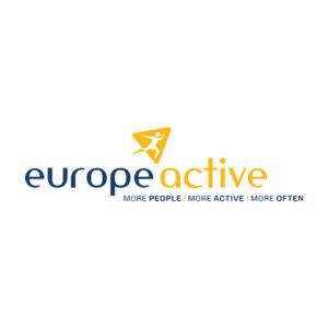 europeactive logo