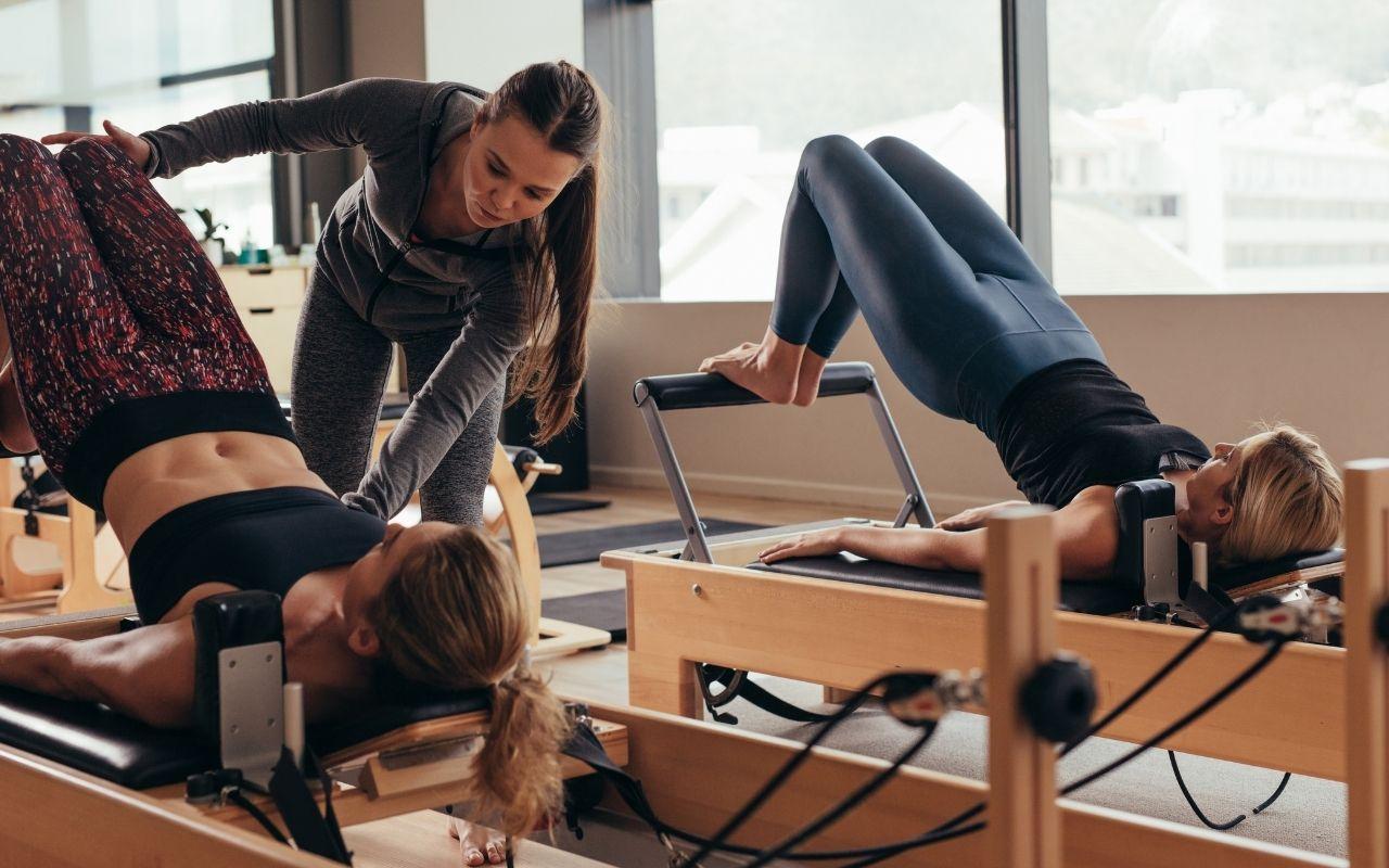 insegnante pilates reformer