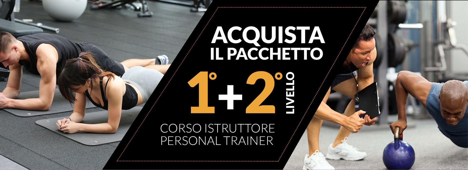 offerta corso personal trainer