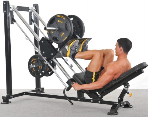 Leg Press: esecuzione ed analisi