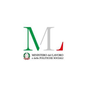 ministero lavoro logo