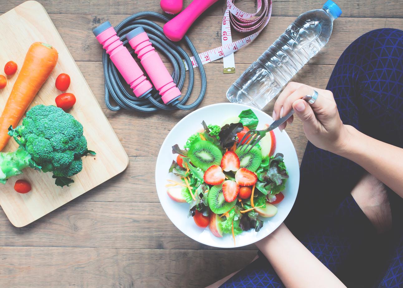 Il personal trainer può dare consigli alimentari?