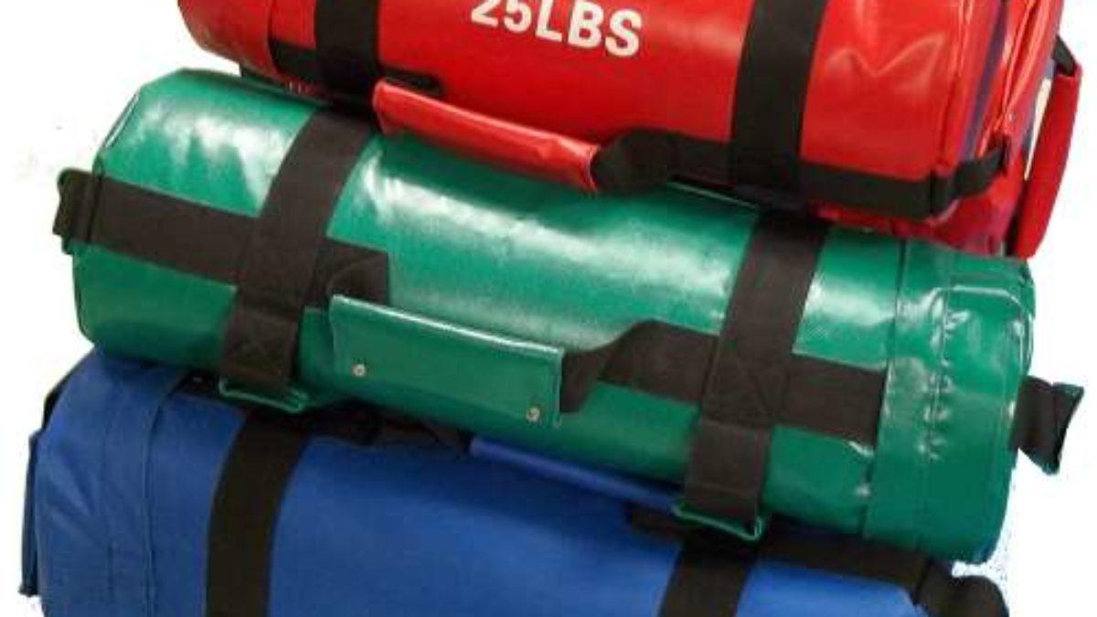Sandbag: 11 Esercizi per la Forza